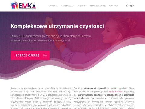 Emka Plus firmy sprzątające Szczecin