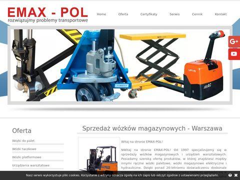 Emax-Pol urządzenia transportujące