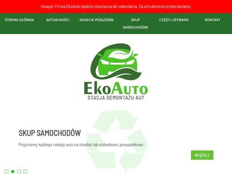 Ekoauto.biz skup aut Gorzów