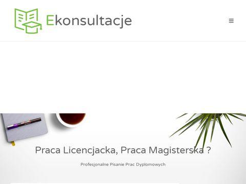 Ekonsultacje-Online.pl