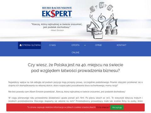 Ekspertspj.pl usługi księgowe