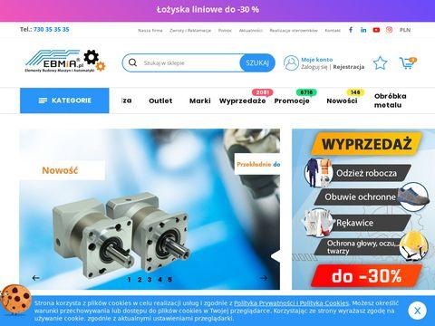 Ebmia.pl akcesoria CNC