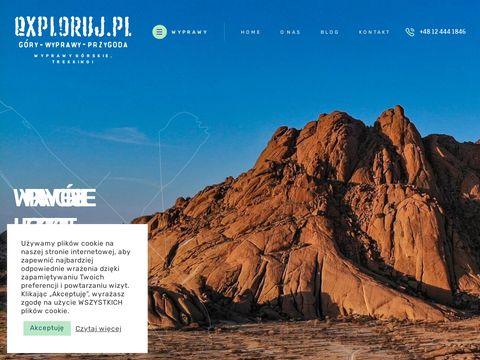 Exploruj.pl trekking Karakorum