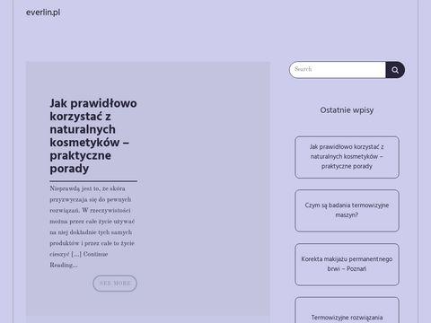 Everlin.pl - akcesoria plandekowe