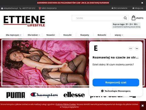 Ettiene.pl internetowy sklep z bielizną damską