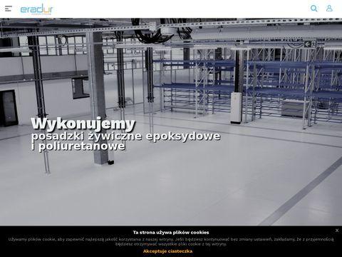Eradur.com.pl - wylewki