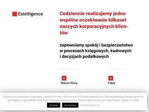 Estelligence.com accounting Warsaw