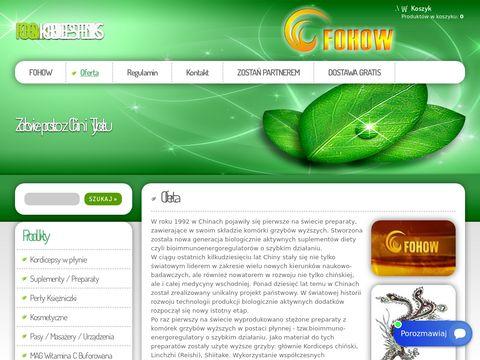 Fohow.info.pl Feniks sklep internetowy