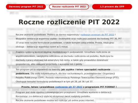 Format-pit.pl darmowy program