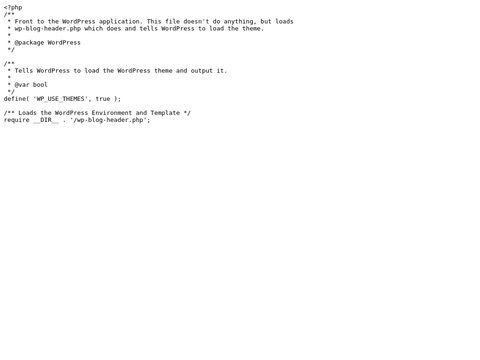 Forum TFI