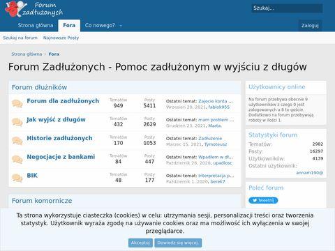 Forum-zadluzonych.pl