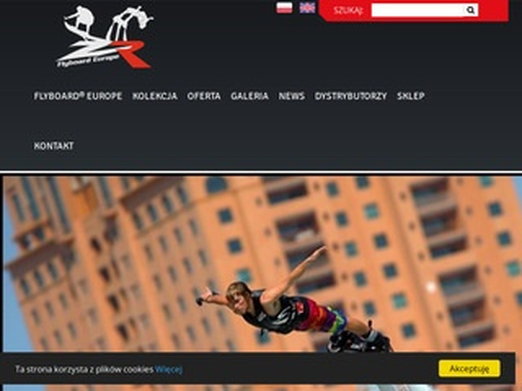 Flyboard-europe.com Polska