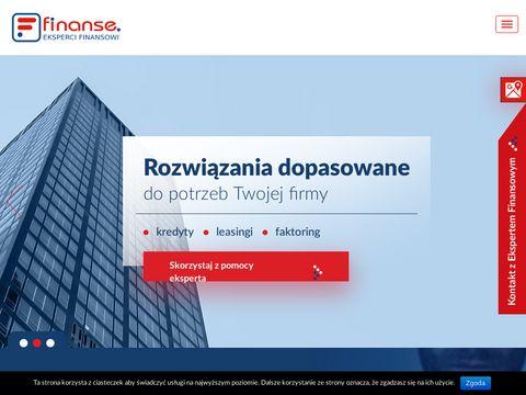 Finansepl.com kredyty mieszkaniowe Będzin