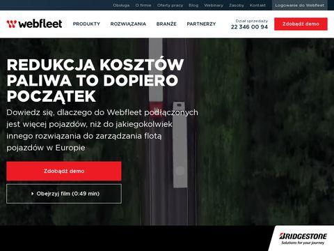 Finder.pl - zarządzanie flotą firmową