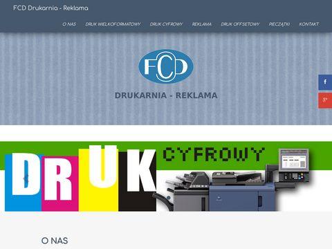 FCD druk cyfrowy Dzierżoniów