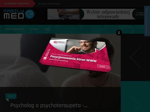 Family-med.pl lekarz psychiatra Bydgoszcz