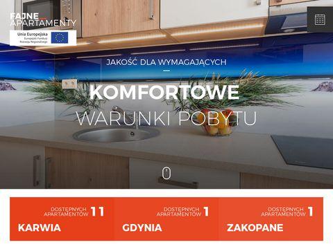 Fajneapartamenty.com Gdynia