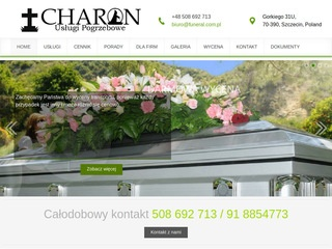 Funeral.com.pl firma pogrzebowa