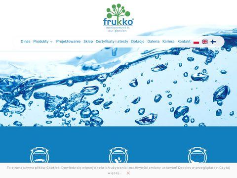 Frukko.pl separatory oleju