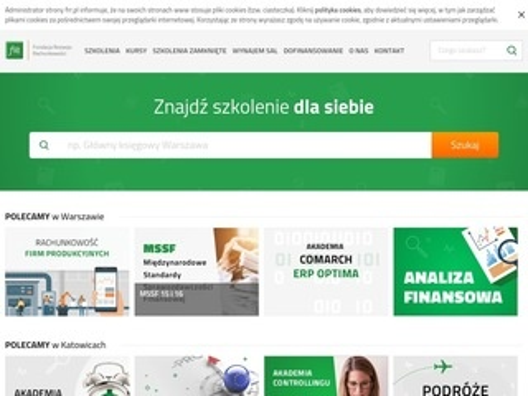 Frr.pl - szkolenie podatkowe