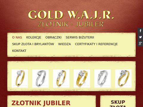 Goldwajr.pl złotnik Szczecin