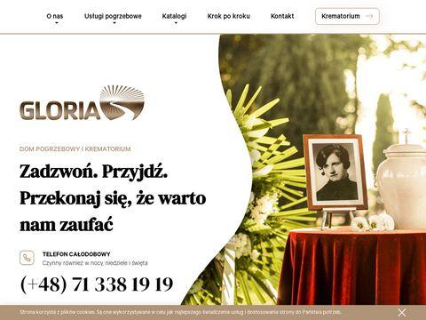 Gloria przewozy zmarłych