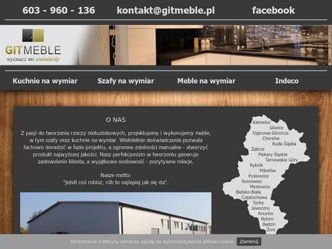 Git meble - Zabrze, Gliwice, Bytom