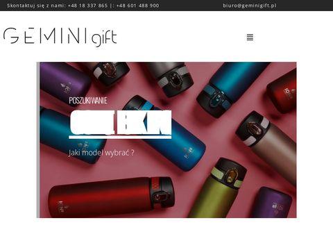 Geminigift.pl - gadżety reklamowe z nadrukiem