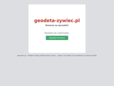 Józef Sołtysik geodeta Żywiec