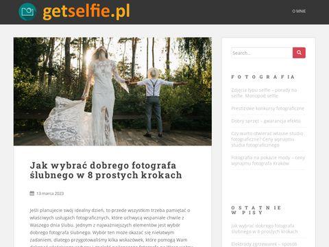 Getselfie.pl - wynajem fotobudek