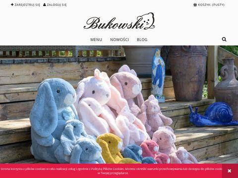 Galeriabukowski.pl maskotki