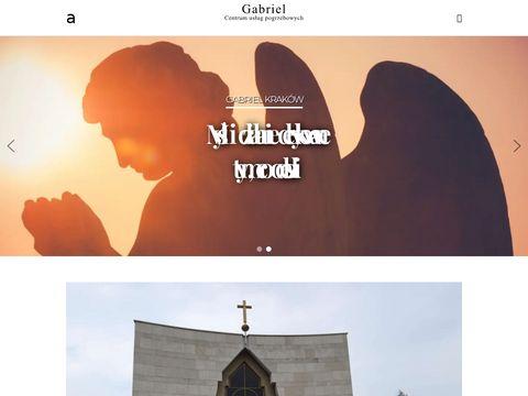 Gabriel24.pl usługi pogrzebowe