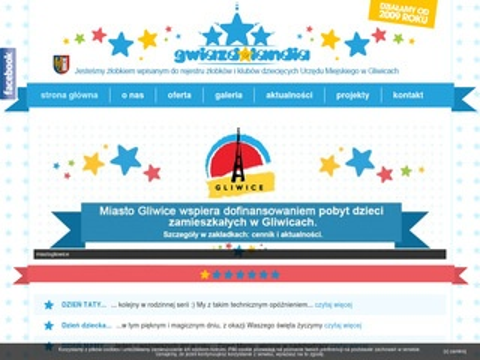 Gwiazdolandia prywatny żłobek Gliwice