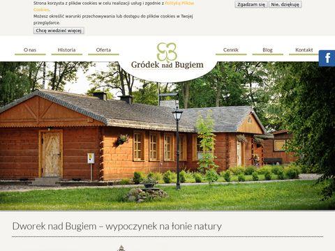 Grodeknadbugiem.pl domek