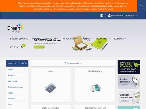 Greendruk.pl drukarnia