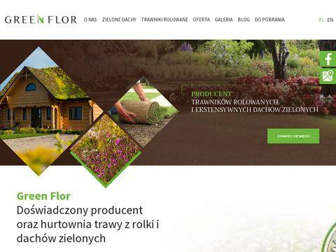 Greenflor trawnik z rolki