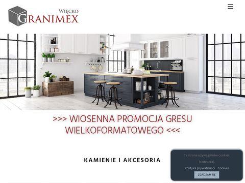 Granimex marmury