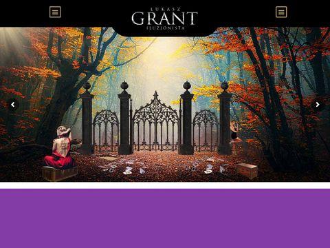 Grant Magic pokazy iluzjonistyczne