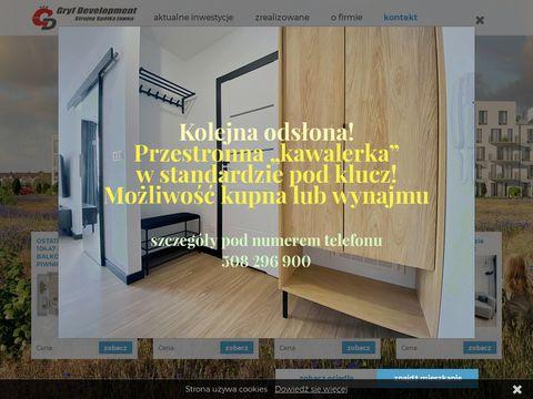 Gryf Development deweloperzy Szczecin