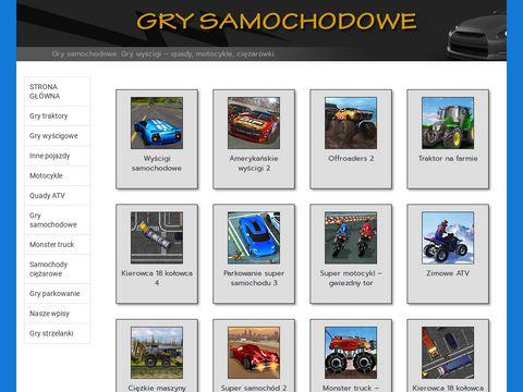 Grysamochody.com.pl wyścigowe