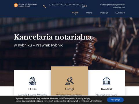 Grzybczyk-jonderko-notariusze.pl