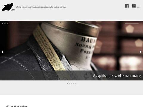 Grupalobo.pl zarządzanie zespołem aplikacja