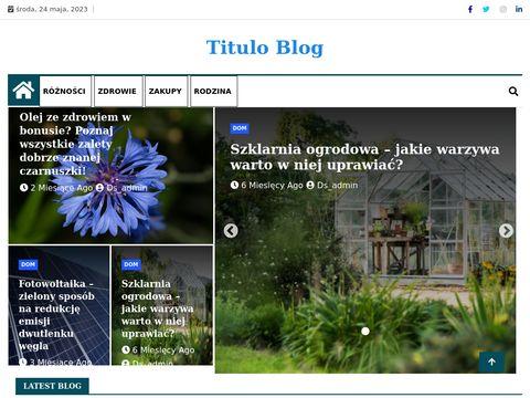 Titulo.pl sklep dla niemowląt