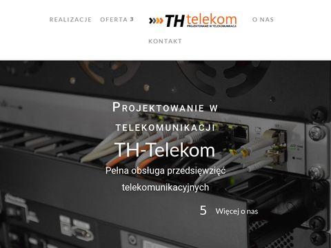 Th-telekom.pl projektowanie
