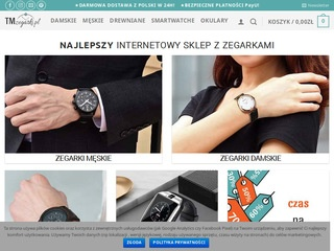 Tmzegarki.pl Naviforce
