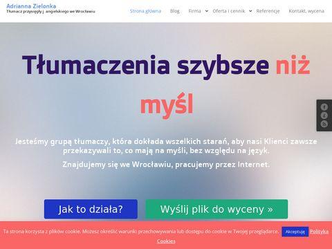 Tlumaczenia-wroclaw.com