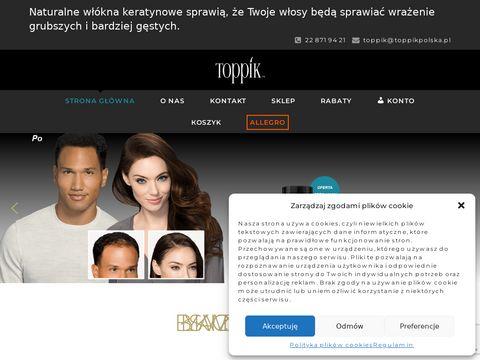 Toppikpolska.pl maskowanie łysienia