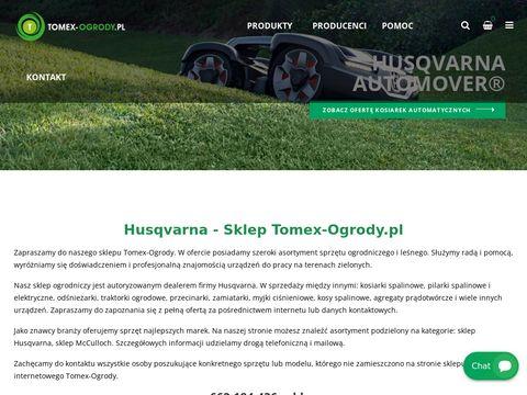 Tomex-ogrody.pl sklep ogrodnicz