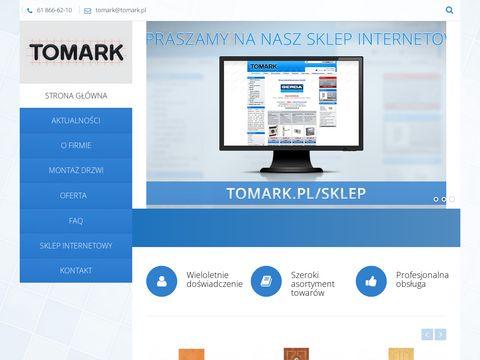 Tomark - drzwi Gerda, artykuły metalowe