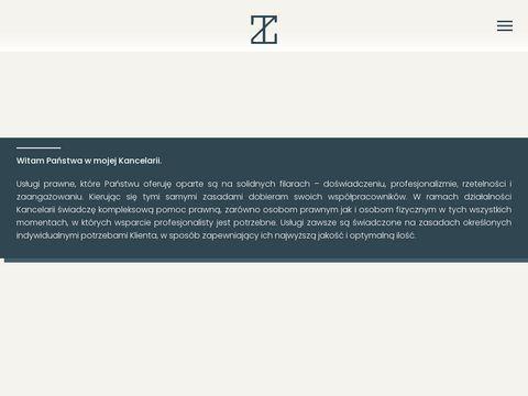 Tomzolty.pl prawnik Kraków